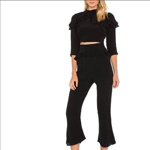 For Love and Lemons Poppy Pant and Top Set